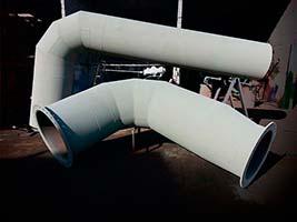 Calandragem para tubos