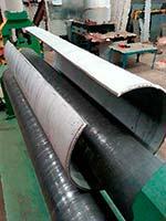 Empresa de tubulação de metal