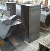 Fabricação de peças metálicas