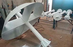 Fabricante de instalações industriais