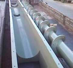 Fabricantes de roscas transportadoras